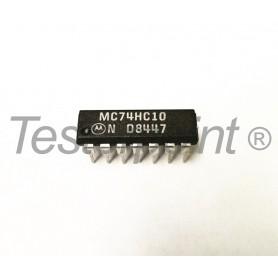 MC74HC10